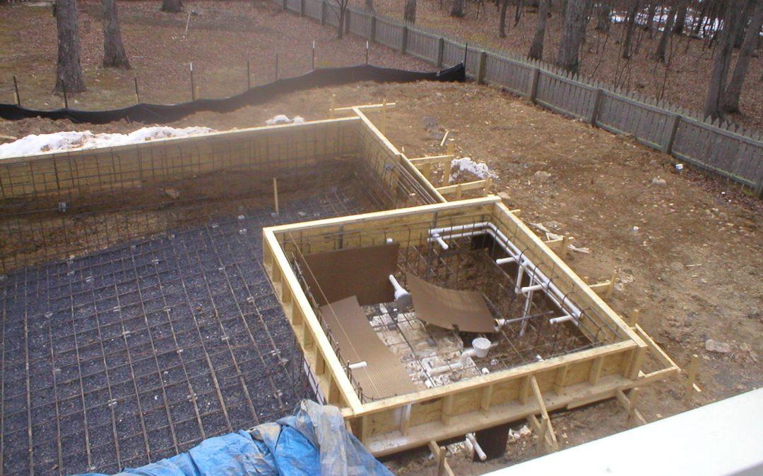 Residential Landscape Design: Installing a pool