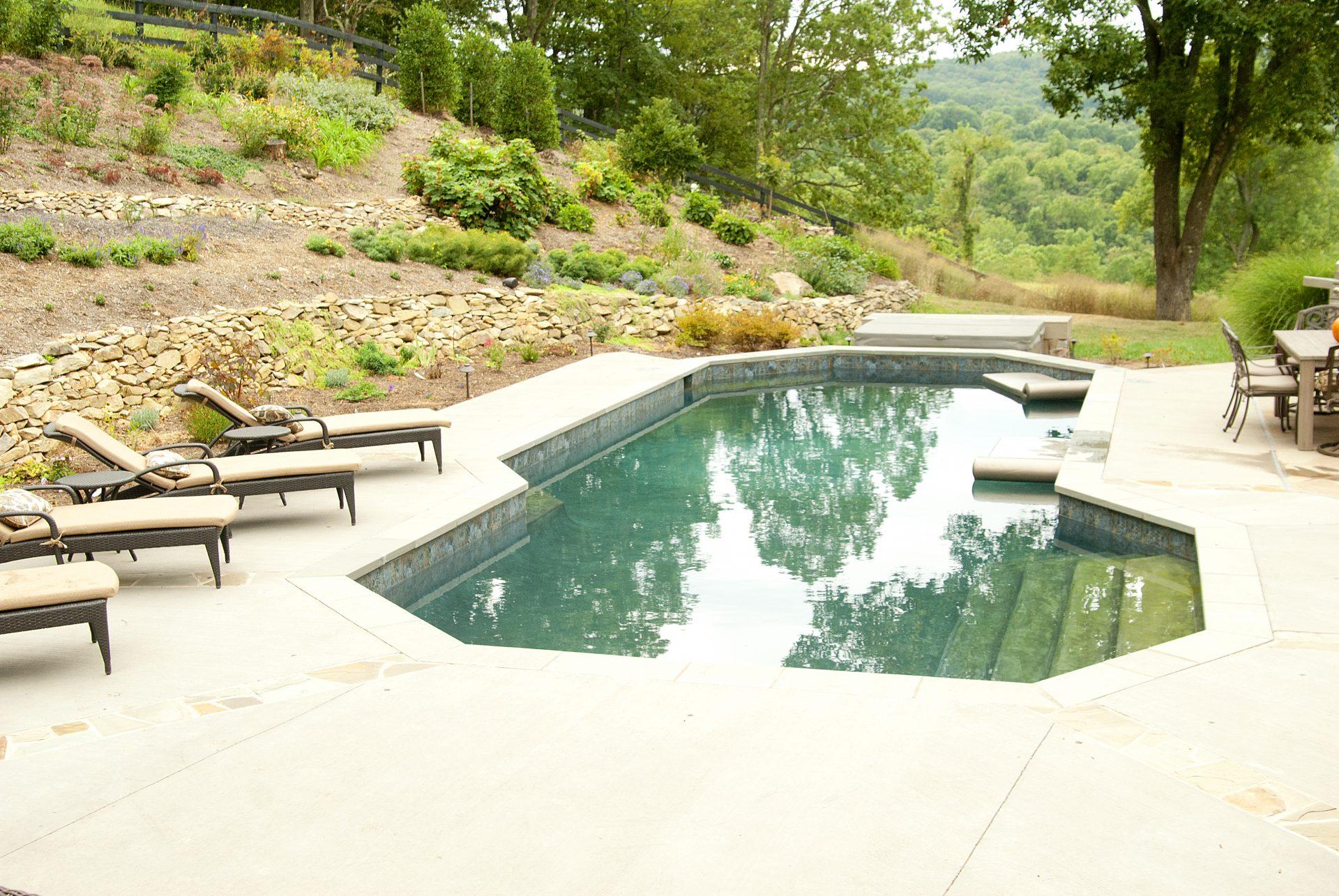 Residential Pool Design | J Duggan Landscape Design