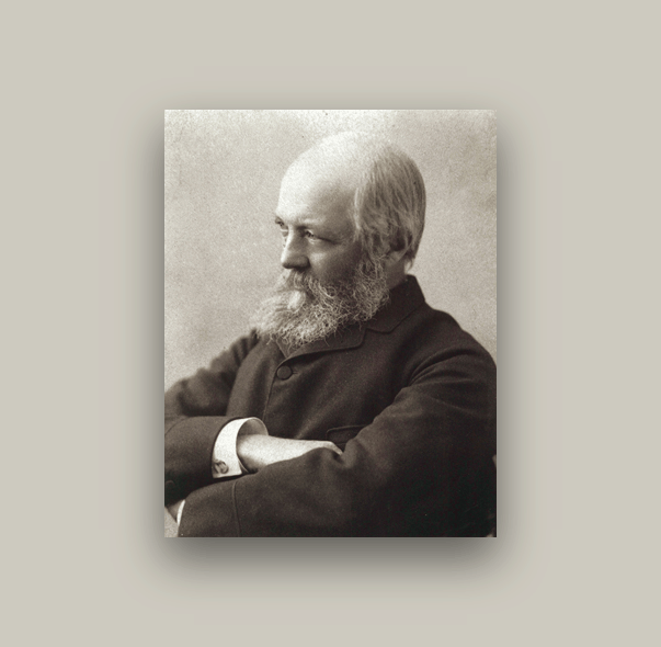 Who Is Frederick Law Olmsted?