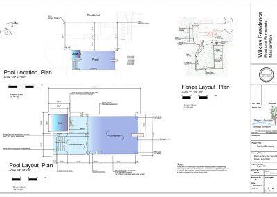 Wilkins Master Plan-final plan 9-4-15-sht 2-pool-fence