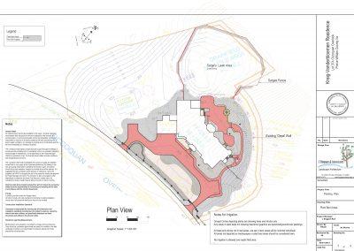 1c. Kreig-Vanderbloemen Planting Plan sht 3 of 4