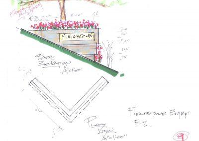 4a. Fieldstone Entry-2